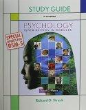 Study Guide Psychology in Modules with DSM5 Update