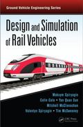 Design and Simulation of Rail Vehicles (Ground Vehicle Engineering)