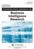 International Journal of Business Intelligence Research, Vol 3 ISS 4