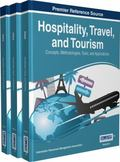 Hospitality, Travel, and Tourism : Concepts, Methodologies, Tools, and Applications