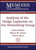 Analysis of the Hodge Laplacian on the Heisenberg Group