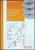 First Course in the Calculus of Variations