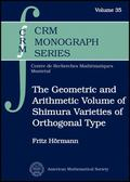 Geometric and Arithmetic Volume of Shimura Varieties of Orthogonal Type