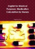 English for Medical Purposes: Medication Calculation for Nurses