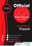 SQA Past Papers Intermediate 2 French 2013