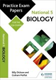 National 5 Biology: Practice Papers for SQA Exams (Scottish Practice Exam Papers)