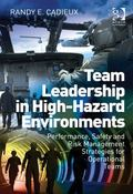 Team Leadership in High Hazard Environments Performance Safety and Risk Management Strategie...