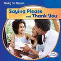 Saying Please and Thank You