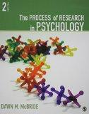 BUNDLE: McBride: The Process of Research in Psychology 2e + McBride: Lab Manual for Psycholo...
