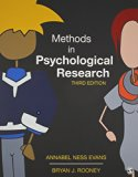 BUNDLE: Evans: Methods in Psychological Research 3e + SPSS Version 22.0