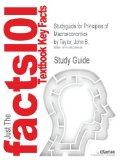 Studyguide for Principles of Macroeconomics by Taylor, John B., ISBN 9780538453554