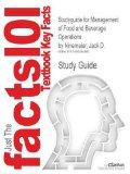 Studyguide for Management of Food and Beverage Operations by Ninemeier, Jack D., ISBN 978013...