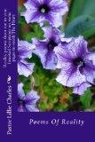 Reality poems from me to you: Inserted Scriptures on some pages to sooth The Heart: Poems Of...
