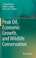 Peak Oil, Economic Growth, and Wildlife Conservation