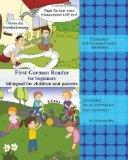 First German Reader for beginners bilingual for children and parents: Elementary with German...