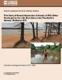 Pilot Study of Natural Attenuation of Arsenic in Well Water Discharged to the Little River A...