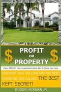 Profit or Property
