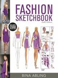 Fashion Sketchbook : Bundle Book + Studio Access Card