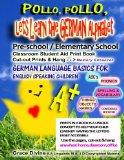 Pollo,  Pollo,  Lets Learn the German Alphabet Pre-school / Elementary School Classroom Stud...