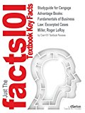 Studyguide for Cengage Advantage Books: Fundamentals of Business Law: Excerpted Cases by Mil...
