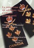 Fonction De General Et L'art De L'amiraute