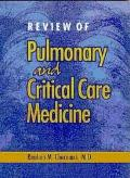 Review of Pulmonary Medicine & Critical Care