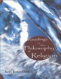 Readings in the Philosophy of Religion