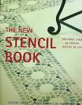 The New Stencil Book: Includes Over 40 Stencil Motifs to Use - Simone Smart - Paperback
