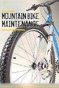 Mountain Bike Maintenance The Illustrated Manual