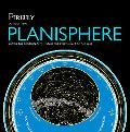 Firefly Planisphere Latitude 42 Degree North ; Shows the Position of the Stars for Every Nig...