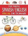 Firefly Spanish/English Visual Dictionary