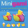 Minigami Mini Origami Projects For Cards Gifts And Decorations