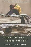 From Desolation to Reconstruction: Iraqs Troubled Journey (Studies in International Governance)