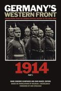 Germany's Western Front : Translations from the German Official History of the Great War, 19...