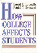 How College Affects Students Findings and Insights from Twenty Years of Research