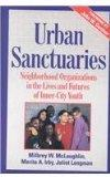 Urban Sanctuaries: Neighborhood Organizations in the Lives and Futures of Inner-City Youth (...
