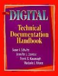 DIGITAL TECHNICAL DOCUMENTATION HANDBOOK - Susan I. Schultz - Paperback