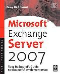 Tony Redmond's Microsoft Exchange Server 12 Tony Redmond's Guide to Successful Implementation