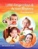 1,000 Fingerplays & Action Rhymes: A Sourcebook and DVD