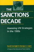 Sanctions Decade Assessing UN Strategies in the 1990s