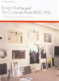 Robert Motherwell The Complete Prints 1940-1991 Catalogue Raisonne