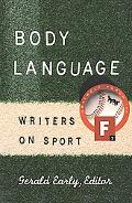 Body Language Writers on Sport