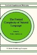 Formal Complexity of Natural Language