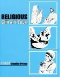 Religious Clip Art Book