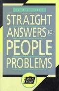 Straight Answers to People Problems