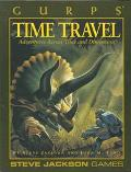 Gurps Time Travel Adventures Across Time and Dimension