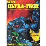 Gurp's Ultra-Tech: A Sourcebook of Weapons and Equipment for Future Ages