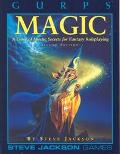 Gurps Magic A Tome of Mystic Secrets for Fantasy Roleplaying