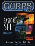 Gurps Basic Set: Campaigns - Andrew Hackard - Hardcover