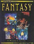 GURPS Fantasy 4E Softcover